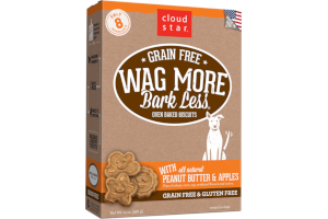 Wag More Bark Less Dog Biscuits